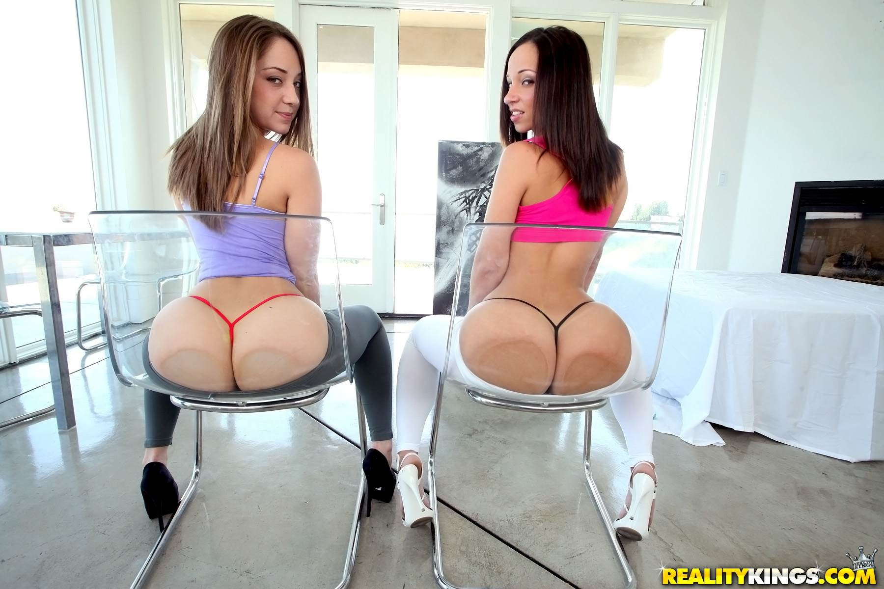 Dualistic of sexiest ladies jada stevens and remy la croix analed