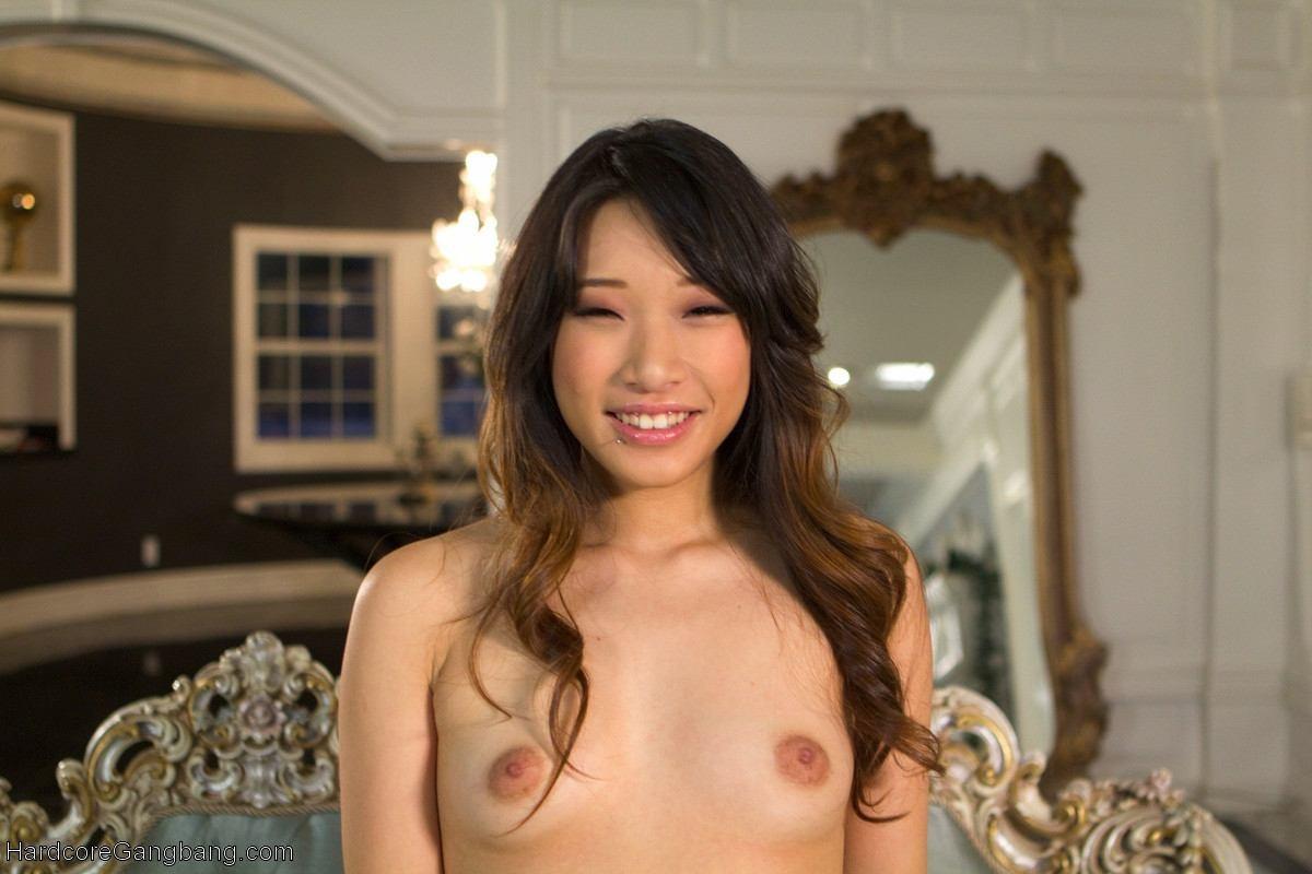 18yr old eastern porn virgin implores to attain team-banged bondagedpbukkake
