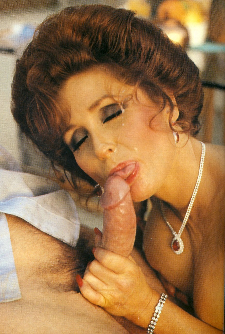 Vintage gal cyndee summers accepts hard very