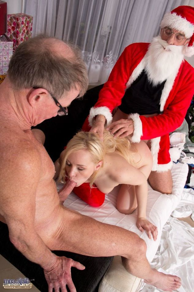 From Gerda Your Christmas Gift Sex Ima Bang 1