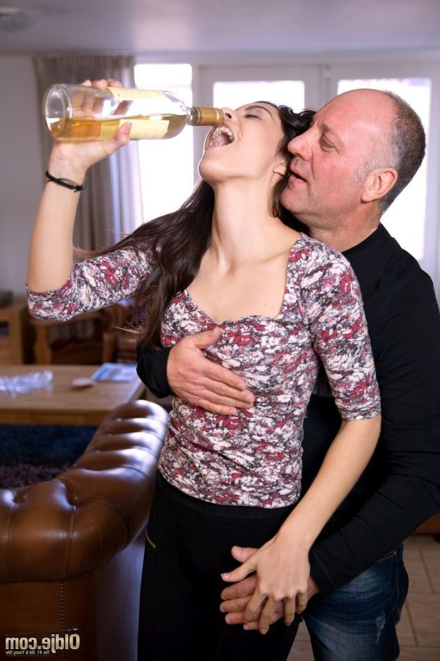 Italian oldje and Spanish young sharing a oral fucking action sex submission and teasing per other, is acquire pleasure mixing obsession with red wine, nothing but an orgasmic fantasy will come out. Drinking increases the merciless appetite for the old an