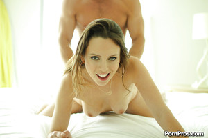 Teen and naive girlfriend Jade Nile attains owned hard!