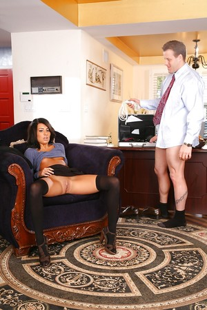 Latina chicito coed Lexi Diamond obtains her smooth head bawdy cleft licked and penetrated