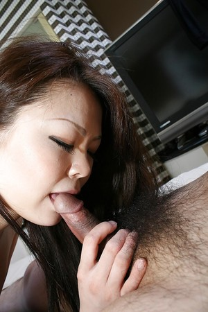 Sexual Chinese juvenile Mio Yamauchi has some sexual joy with a horny fellow
