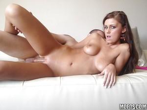 Teenage youthful with hot body Whitney Westgate obtains fucked hardcore