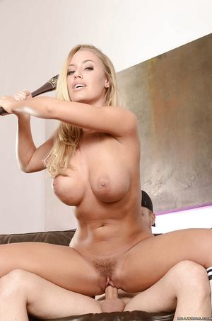 Enchanting darling Nicole Aniston gives a sensual cocksucking and gets drilled