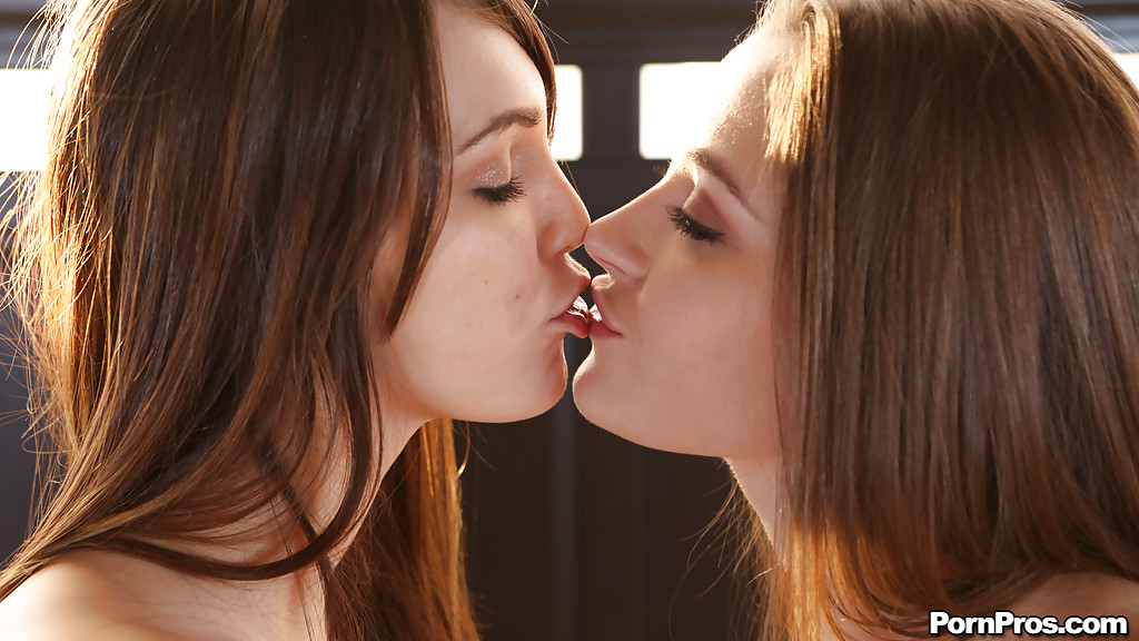 Sweet looking hardcore teen babes being deep fucked in pussy