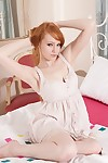 Young redhead princess Kloe Kane is a smokin\' sassy seductive instance