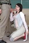 Shy college hottie in glasses Lexi Belle scoring massive dick in class
