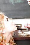18 year old hotty Alina West gives her daddy a oral sex to remember