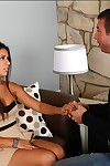 Astonishingly damp latin girl babe Jynx Maze gives a fellatio and purchases nailed