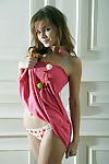 Young queen Justine in high heels & socks erotic dancing her hottie adult baby butt