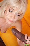 Teen babe Kissy Kapri getting seduced and fucked with a monster cock