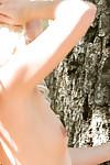Blonde pornstar Aaliyah Love is demonstrating her spicy boobies