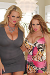 Naughty princess nikki delano accepts owned in moist MMF