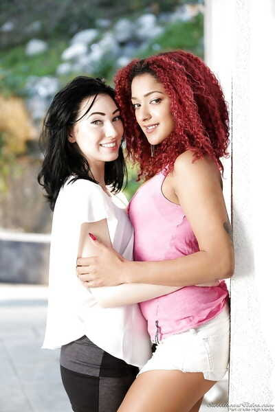 Miniature titted Aria Alexander & Daisy Ducati download outdoor lesbo amateur lick